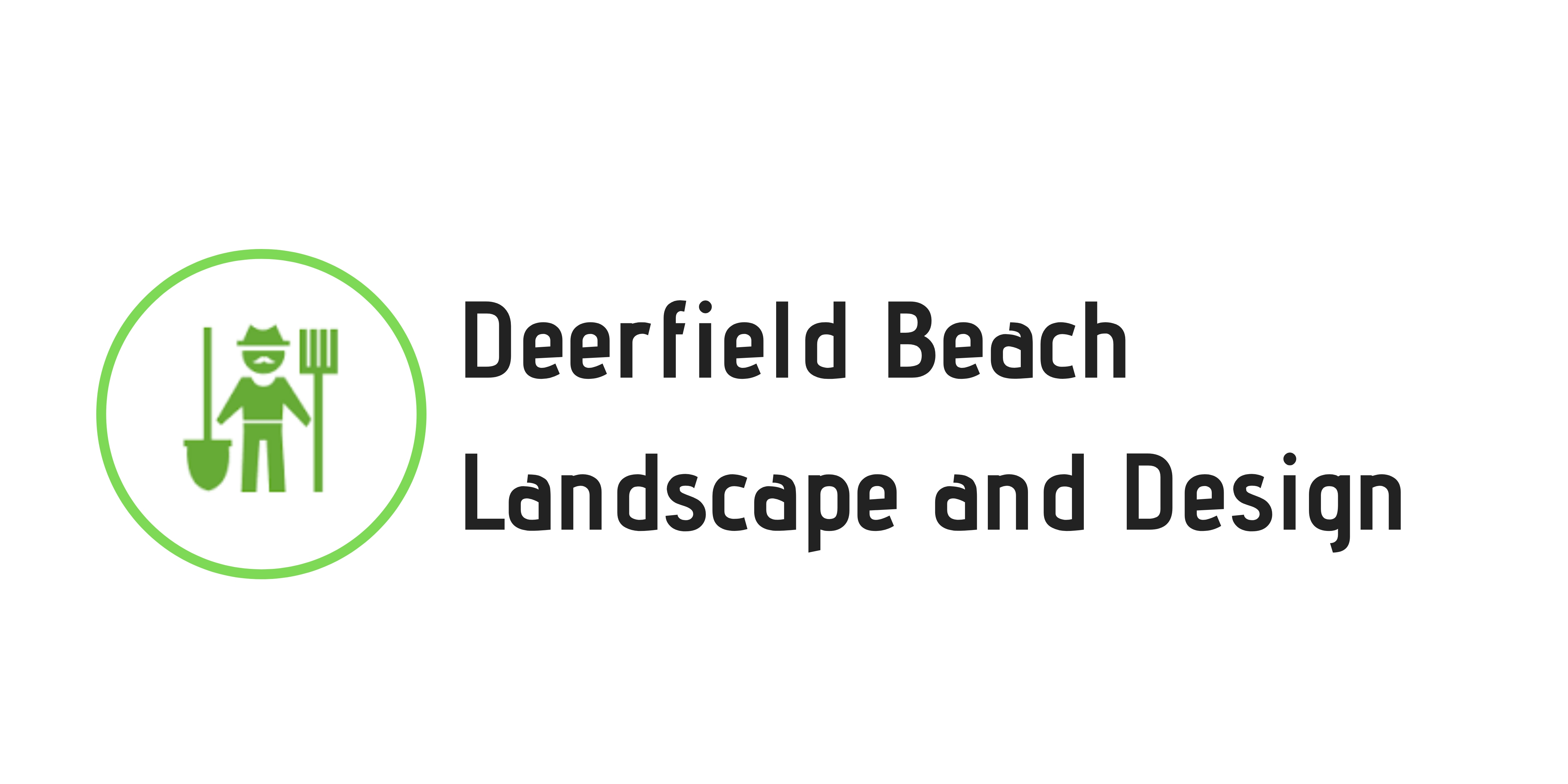 Deerfield Beach FL Landscape Designs & Outdoor Living Areas